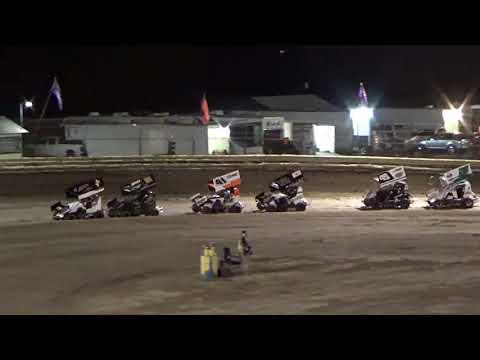 Lemoore Raceway  - September 9, 2017 Restrictor Main Event  Caeden Steele