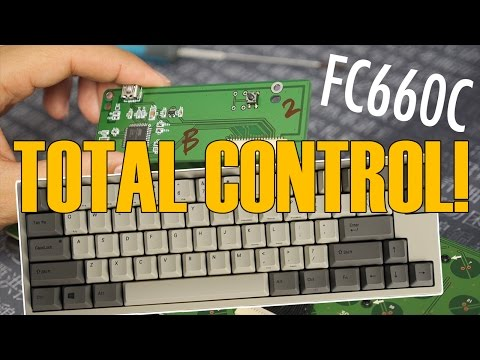 FC660C With Hasu Controller - Any Key Anywhere.
