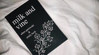 "all ""milk and vine"" vines"
