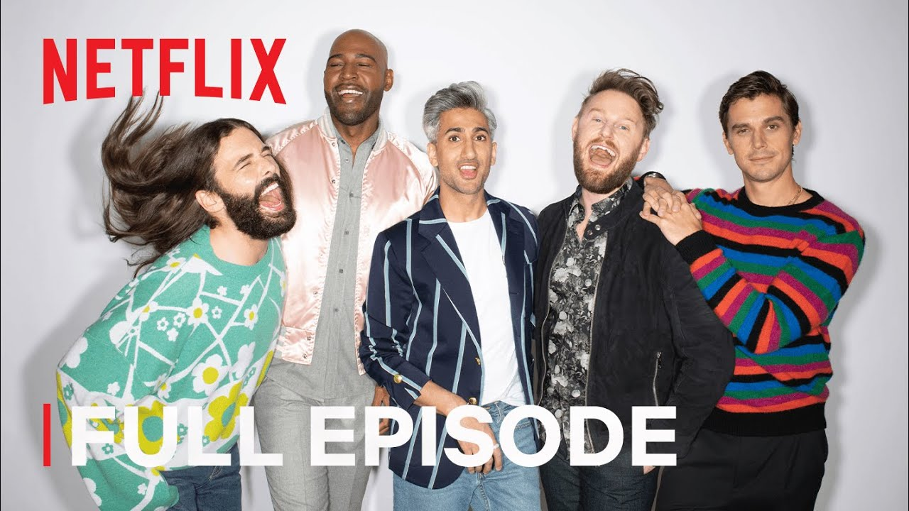 Queer Eye | Full Episode | Where There's a Will... | Netflix