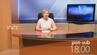 VTV Dnevnik najava 24. srpnja 2019.
