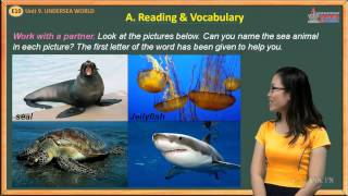 Tiếng Anh lớp 10 - Unit 9. Undersea World - Reading And Vocabulary