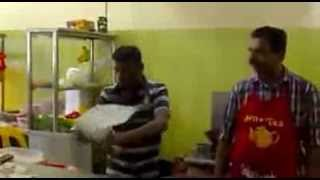 Funny Pathiri Making