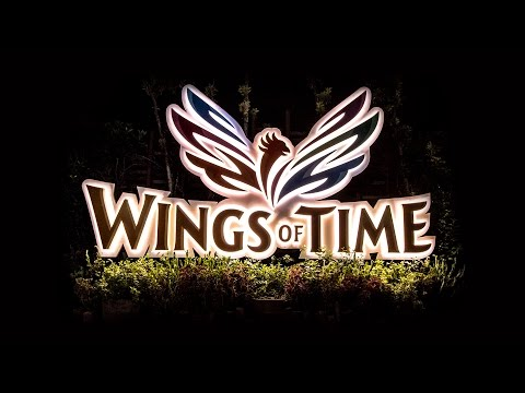 Wings of Time Full Show at Sentosa Singapore - HD