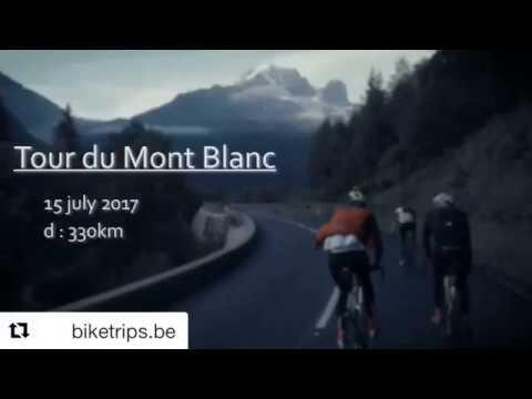 Tour du Mont Blanc 1/2 @biketrips.be