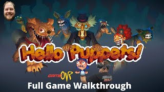 Hello Puppets! Full game walkthrough