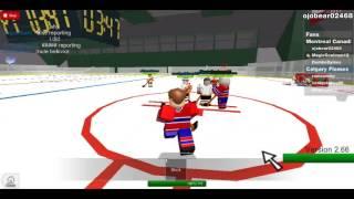 roblox NHL canada.vs.USA roblox