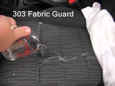303 Fabric Guard Youtube