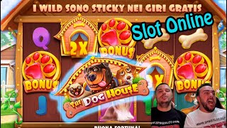 SLOT ONLINE - THE DOG HOUSE