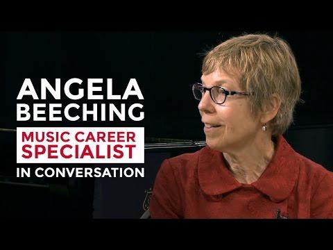 Angela Beeching in Conversation