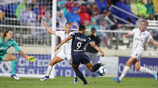 Highlights: North Carolina Courage vs. Reign FC   August 24, 2019