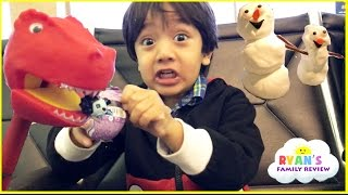 Download Family Fun Airplane Trip Home! Surprise Candy and Egg Surprise Toys for Kids! Play Doh Playtime Mp3 and Videos