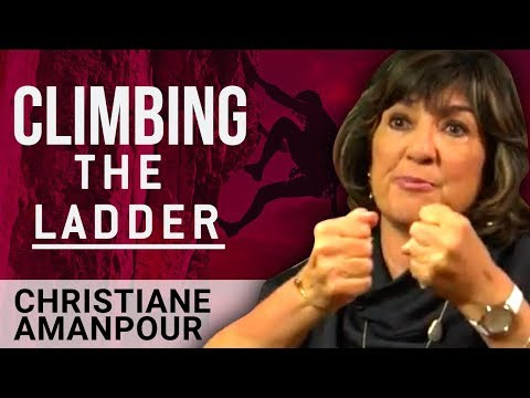 STARTING FROM THE BOTTOM - Christiane Amanpour