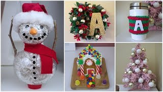 6 CHEAP & EASY DIY PROJECTS YOU HAVE TO TRY THIS CHRISTMAS | PINTEREST INSPIRED