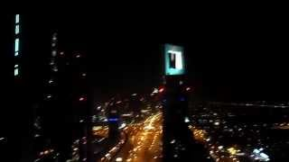 View From Roof Top Bar At 4 Points By Sheriton in Dubai United Arab Emirates