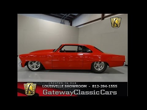 "1967 ""Venom"" built Chevrolet Nova Stock #758 located in our Louisville Showroom"
