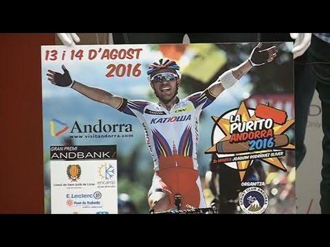 Presentació de La Purito 2016