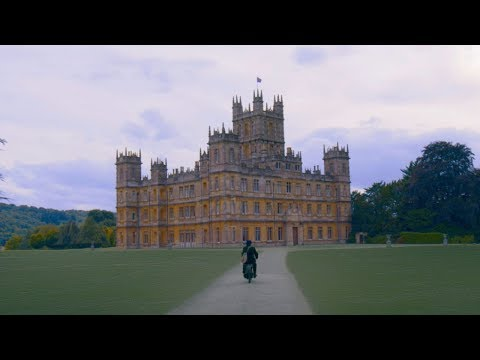 Kathi Yeager - Downton Abbey Is BACK!