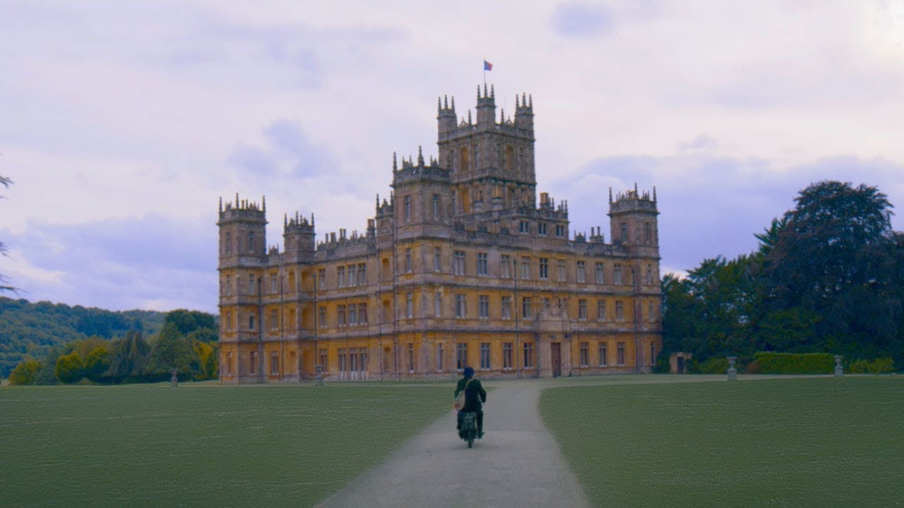 Maggie Smith was the last original cast member to join 'Downton Abbey' film