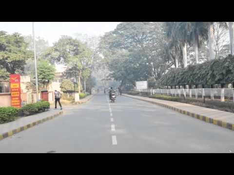 Time lapse of ISM Dhanbad