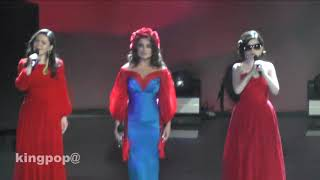 Наташа Королева - цвiте терен / Бенефис Ягодка Кремль 10.2018