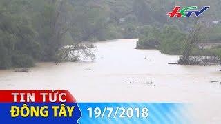 Chủ động bảo vệ vườn cây ăn trái mùa mưa, bão | BẢN TIN KINH TẾ NÔNG NGHIỆP - 19/7/2018