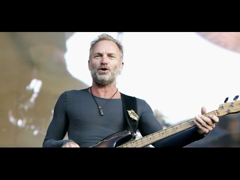 Sting | Hit List Musician | Famous Actor | Hollywood Success Story