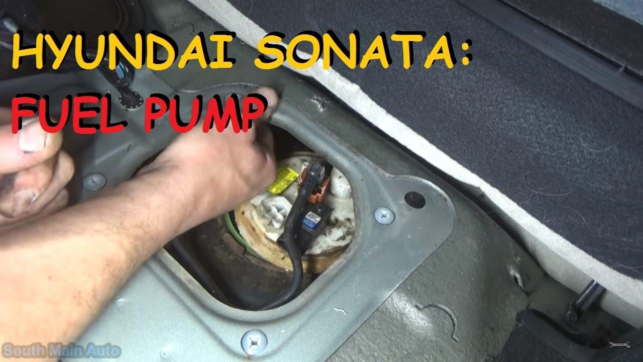 hyundai sonata fuel pump [ 1280 x 720 Pixel ]