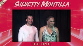 Blue Space Oficial - Matinê - Silvetty Montilla - 14.10.18