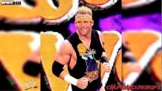 "2012-2013: 9th Zack Ryder WWE Theme ""Radio"" (V2) [High Quality + Download]ᴴᴰ"