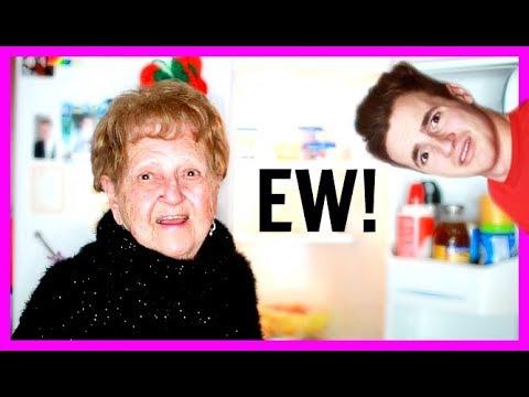 What's In My Grandma's Fridge?