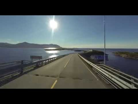 Atlanterhavsveien Norway Atlantic ocean road atlantic highwa