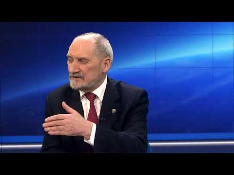 ANTONI MACIEREWICZ - AGENTURA ROSJI CHCE KONFLIKTU POLSKO-IZRAELSKIEGO