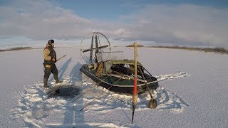 Зимняя рыбалка 2019 Крайний Север НАО