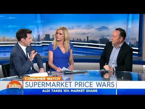 Australian Supermarket Wars