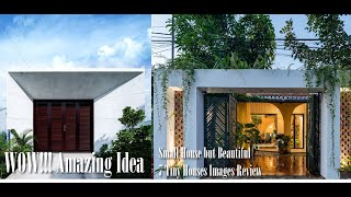 Wow Amazing Idea /small House But Beautiful/ 7 Tiny Houses Images Review.