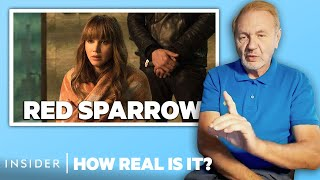 Former KGB Spy Rates 9 Russian Spy Scenes In Movies | How Real Is It?