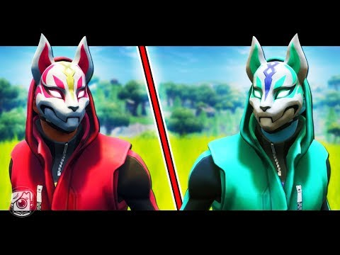 DRIFT HAS AN EVIL TWIN - A Fortnite Short Film