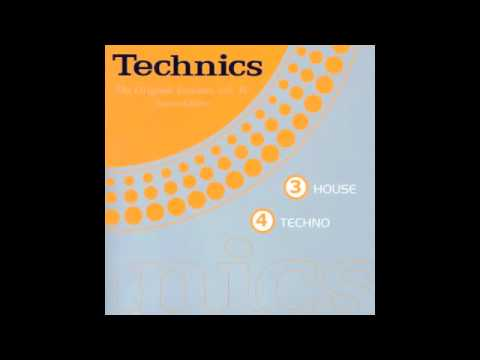 Technics Vol. 4 - Session Techno (Ricardo F & Sistema 3)