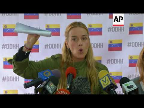 Caracas bars activist from travelling to Europe