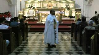 Evangelio y Homilía 01_05_2011