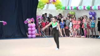 М@ленькая фея 2011 Художественная гимнастика 4