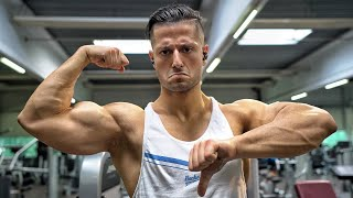 Natural Bodybuilding ist OUT! | BROSEP