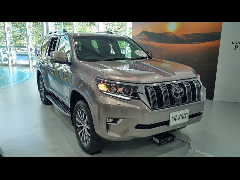 In Depth Tour Toyota Land Cruiser Prado [J150] 2nd Facelift JDM - Indonesia