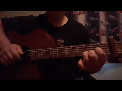 Mike Perry ft Tessa- stay young  fingerstyle (guitar cover)