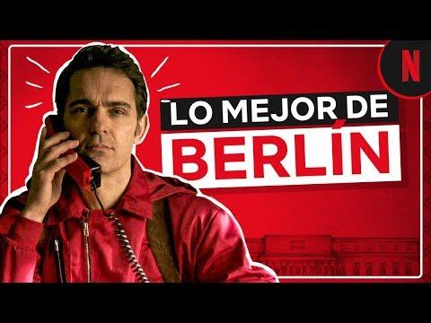 Gracias Por Tanto Berlín La Casa De Papel Netflix