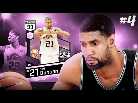Road To Tim Duncan | Episodio 4 | NBA2k17 MyTeam