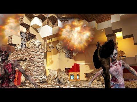 NOS DESTRUYEN MEDIA CASA!!! :O #8 - 7 days to die - Nexxuz