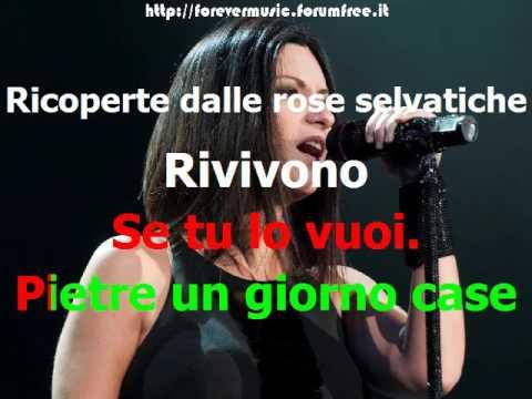 Laura Pausini - Il mio canto libero - KARAOKE