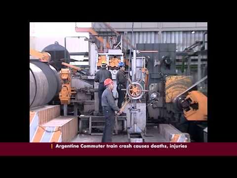 Industrialization in Egypt.